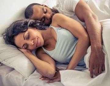 Sleeping Couple | Sleep Apnea Treatment Portland