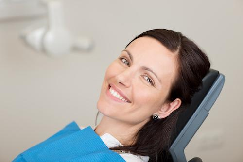 Woman at Dentist | Portland OR Dentist